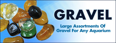Aquarium Gravel For Any Fish Tank At ThatFishPlace.com