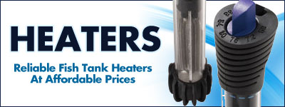 Aquarium Heaters & Fish Tank Heaters At ThatFishPlace.com