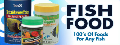 Fish Food For All Types Of Aquarium Fish At ThatFishPlace.com