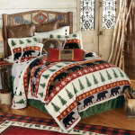 Bear Valley Queen Bed Set