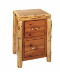 Log File Cabinet - 2 Drawer
