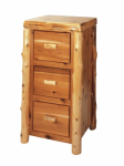 Log Filing Cabinet - 3 Drawer