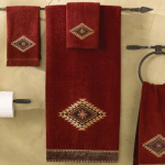 Mojave Brick Bath Towel