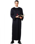 Priest Robe Adult Costume - One-Size