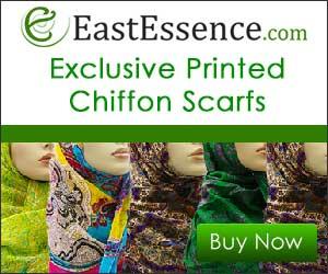 Exclusive Printed Chiffon Scarfs