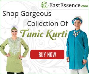 Gorgeous Tunic Kurti