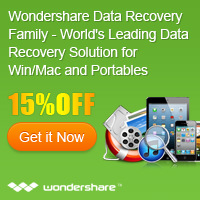 Wondershare World's Leading Data Recovery Technology for Win/Mac and Mobile Devices