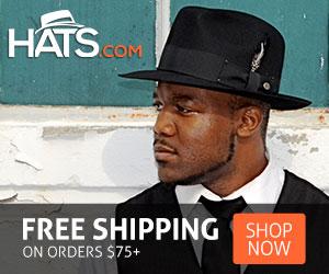 Buy 3, Ship FREE at hats.com