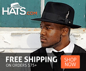 Buy 3, Ship FREE at hats.com