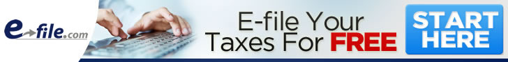 E-file Your Taxes for FREE