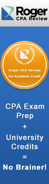 CPA Course for Credit - 160x600