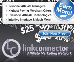 Earn More with LinkConnector