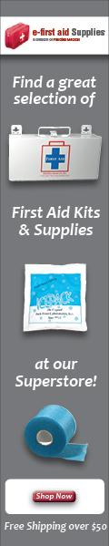 Shop our Huge Selection of First Aid Supplies