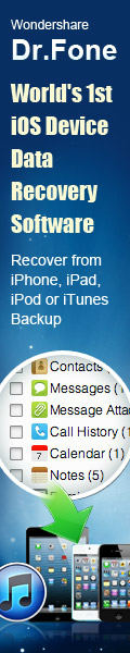 World!|s 1st iPhone, iPad & iPod touch data recovery software for PC and Mac users!