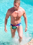 Daiquiri Mens Swim Hipsters