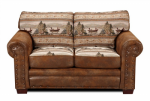 Mountain Lake Loveseat