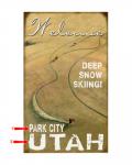 Welcome Deep Snow Skiing