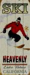 Personalized Ski Sign (Male)