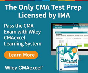 Wiley CMAexcel Learning System