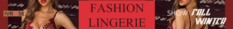 FASHION LINGERIE,FALL WINTER  SHOW,DOWN TO $8.99,BUY 3 GET 15% OFF SITEWIDE