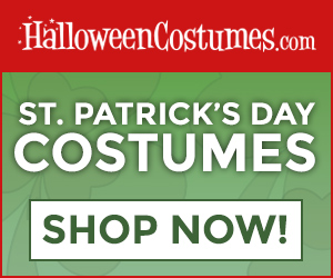 St. Patrick's Day Costumes