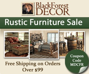 BlackForestDecor.com Rustic Furniture Sale