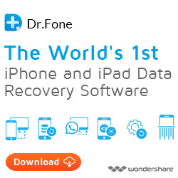 Linkconnector Wondershare iOS Data Recovery
