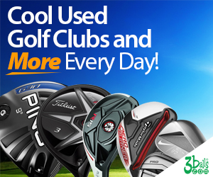Cool Used Golf Clubs and More Every Day!