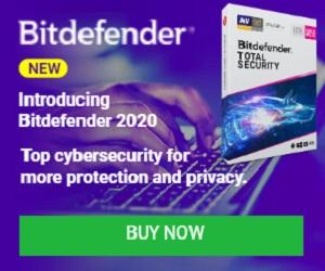 Bitdefender 2018 300x250