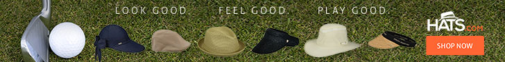 Shop our collection of Golf hats!