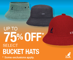 Bucket Hats Sale