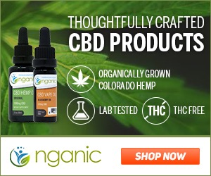nganic cbd products shop now