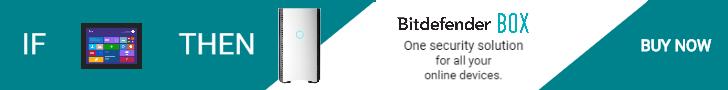Bitdefender BOX V2 / US   Special $199 price!   728x90  