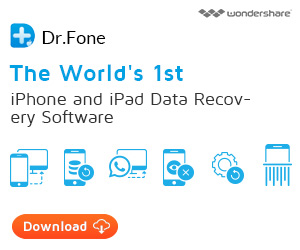 Dr.Fone-iOS Data Recovery